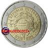2 Euro Commémorative Autriche 2012 - 10 Ans de l'Euro TYE UNC NEUVE