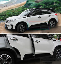 For Suzuki Vitara Escudo 2015-2017 Bar Guards ABS Door Body Moulding Cover Trim