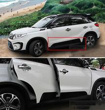 For Suzuki Vitara  Escudo Car Door Body Moulding Cover Trim Bar Guards ABS