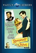 Romanoff and Juliet 1961 (DVD) Peter Ustinov, Sandra Dee, John Gavin - New!