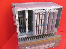 Siemens Stromversorgung 6ES 5955-3LC14 + Siemens Rack Leer 6ES5135-3UA11 + KARTE