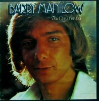 This One's For You by Barry Manilow Reel to Reel Tape: