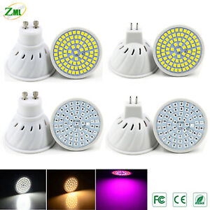 GU10 MR16 E27 E14 LED Bulbs 5W 8W 10W 220V Spotlight SMD Downlight wall lights