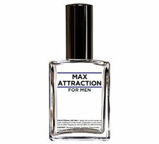 Max Attraction for Men Pheromones to Attract Women - Unscented 1 oz BESTSELLING