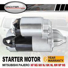 Starter Motor for Mitsubishi Pajero NF NG NH NJ NK NL NM NP NS V6 Manual 88-08