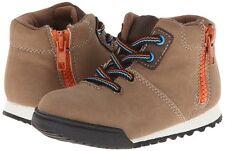 carter's Roca Sneaker Toddler Little Kid Brown Orange shoes size 12