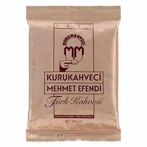 Turkish Coffee, Kurukahveci Mehmet Efendi - 100g Roast Finely Ground Coffee
