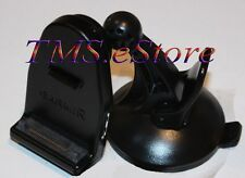 Car Suction Cup Mount w/Bracket Holder Cradle Clip for Garmin GPS nuvi 755T 760