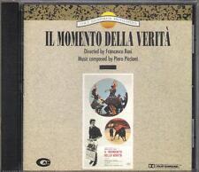 """PIERO PICCIONI - RARO CD 1991 """" IL MOMENTO DELLA VERITA' """""""
