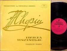 MUZA POLAND Chopin STEFANSKA & EKIER Piano Polonaises SX-0058