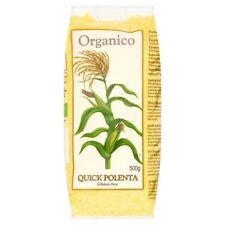 ORGANICO Organic Gluten Free Rapide Polenta (farine de maïs) 500 g