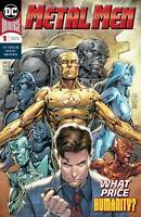 Metal Men #1 (of 12) (2019 DC Comics) DiDio Davis Delecki First Print New