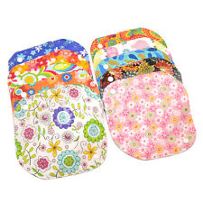 Cloth Menstrual Pad Cotton Reusable Panty Liner Sanitary Panty Liner Random 1pc