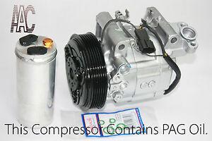 2001-2004 Subaru Outback 6 CYL / 3.0L Reman A/C Compressor Kit 1Year Warranty