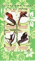 Primate Animals -  Sheet of 4  - SV0727