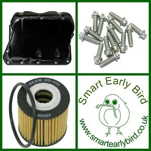 Smart Fortwo 450 / Roadster 452 Oil Sump Repl. OE A1600140002