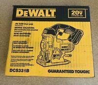 DeWALT DCS331B 20 Volt Max* Jig Saw (Tool Only)