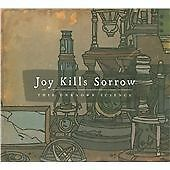 Joy Kills Sorrow - This Unknown Science (2011)  CD  NEW/SEALED  SPEEDYPOST