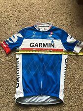 Castelli Garmin Sharp Cervelo cycling jersey M