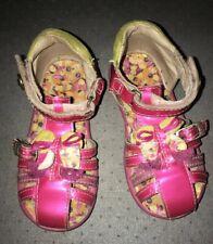 Chaussures sandales fille Catimini pointure 23 en cuir bon état