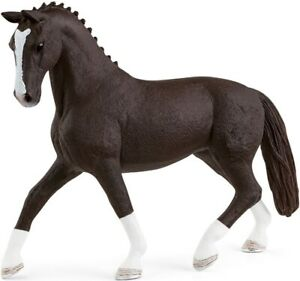Schleich Hannoverian Mare Black Horse Horses Toy 13927