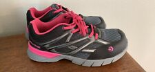 Womens Wolverine Tennis Shoes Safety Toe Sneakers size 7.5