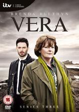 Vera: Series 3 DVD (2013) Brenda Blethyn ***NEW***