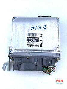 USED OEM 1996 LEXUS SC400 89661-24411 ENGINE COMPUTER