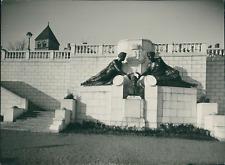 France, Haute-Garonne, Saint-Gaudens, Buste du sculpteur Augustus Saint Gaudens