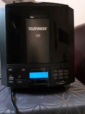 Telefunken KOMPAKTANLAGE Digitale cd mp3 usb micro Systern