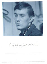 More details for the avengers - geoffrey whitehead (pandora) signed 8