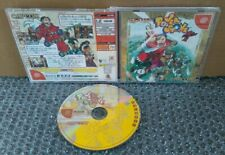 Energía Stone Sega Dreamcast Japan Japanese NTSC-J