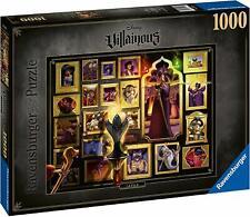 NEW! Ravensburger Disney Villainous Jafar 1000 piece jigsaw puzzle 15023