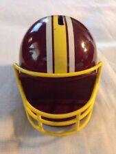 Vintage 1985 NFL WASHINGTON REDSKINS Ceramic Bank