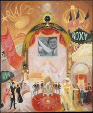 Cathedrals of Broadway : Florine Stettheimer : 1929 : Archival Quality Art Print