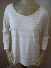 NWT $49.50 QUICKSLIVER Dolman Sleeve 3/4 Shirt Top Womens Medium M