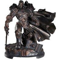 Warcraft III Collector's Edition Prince Arthas 10'' Commemorative Statue Figure