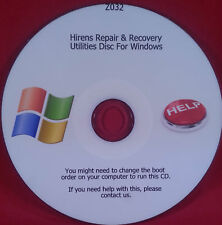 Windows XP, Vista, 7, 8 et 10 Services De Récupération Et Réparation Fix Boot CD Hiren