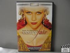Vanity Fair (DVD, 2005, Full Frame) Full Screen