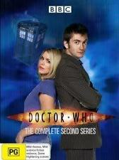DOCTOR WHO=BBC=Complete Series 2=NEW DVD R4=DR (Second)