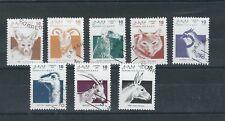 Briefmarken Wildtiere aus Sahara OCC. RASD. aus 1992