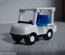 Golf Cart Miniature 1/48 Scale O Scale Diorama Accessory Item