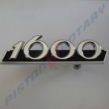 1600 Grille Badge  New for MAZDA Rotary Capella 616 Coupe 10A 13B 12A RX2  Grill