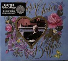 Buffalo-Mother's Choice Australian hard rock psych cd 2 bonus