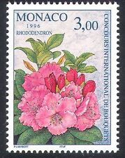 Monaco 1996 Rhododendron/Flowers/Plants/Nature/Flower Show 1v (n40163)