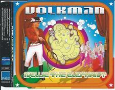 VOLKMAN - Nellie the Elephant CDM 4TR BUBBLEGUM Eurodance 2002