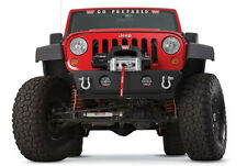 Warn Rock Crawler Stubby Front Bumper No Grille Guard 07-13 Jeep Wrangler JK