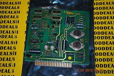 Tokoyo Seimitsu T-4628B Control Card T4628B Used
