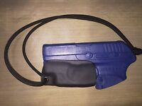 Kydex Trigger Guard for Ruger LCP w/ Crimson Trace Laser