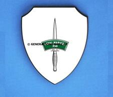 ROYAL MARINES 350 DAGGER WALL SHIELD (FULL COLOUR)